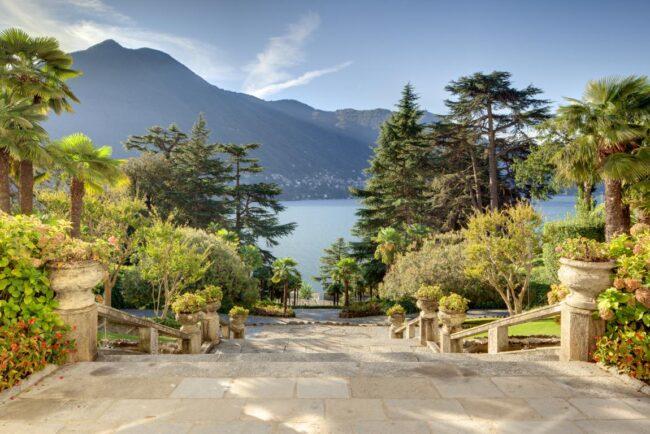 Villa Passalacqua, an elegant wedding villa on Como Lake