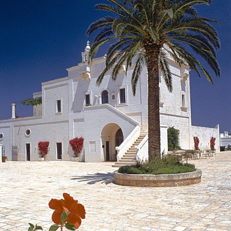 Wedding in a Masseria in Puglia