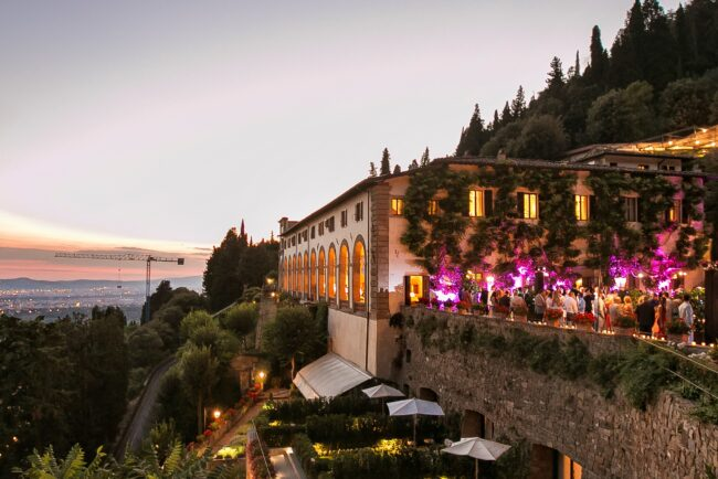 One of the best wedding villa in Florence