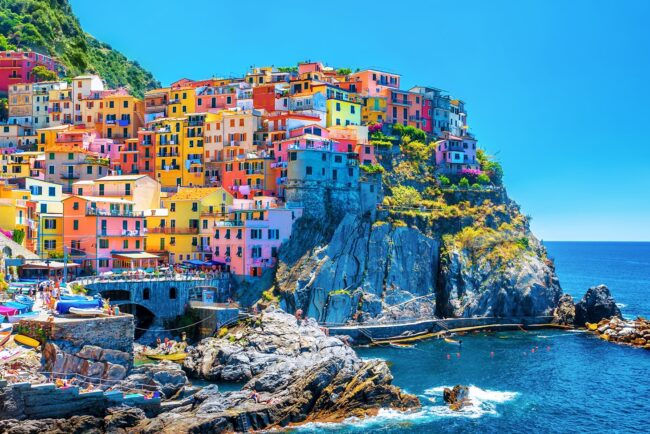One village of the Cinque Terre ideal for intimate weddings