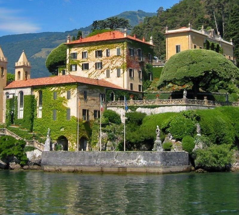 Villa del Balbianello, the most luxury villa on the Lake Como