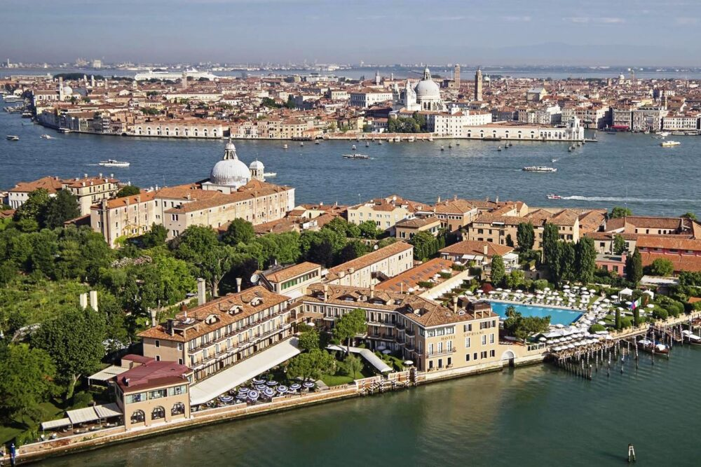 Exclusive wedding hotel Venice