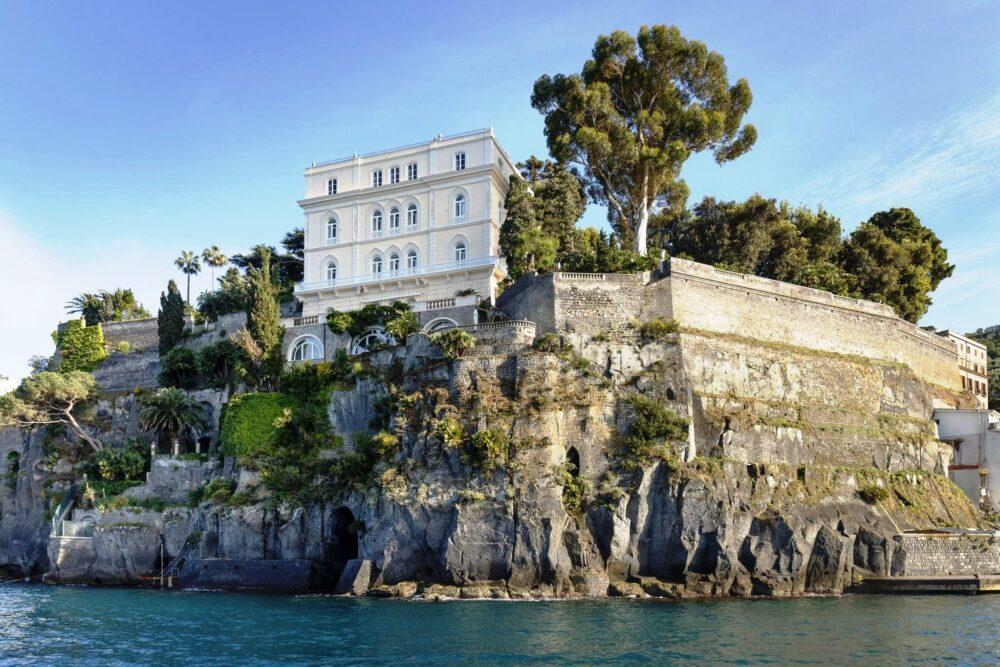 Villa per matrimoni a Sorrento