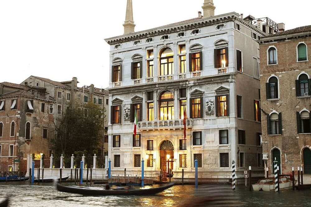 Exclusive wedding hotel in Venice