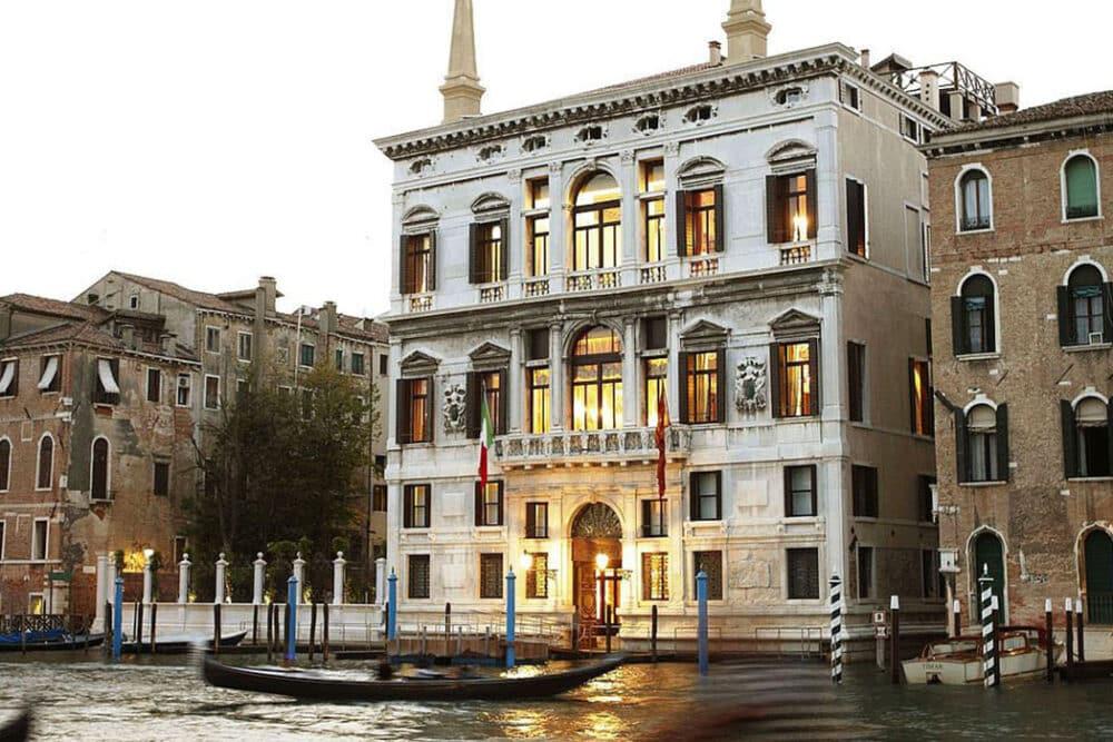 Lussuoso hotel per matrimoni a Venezia