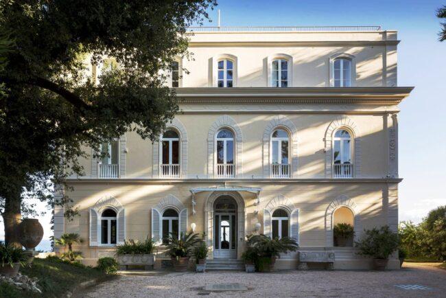 Luxury villa for weddings in Sorrento