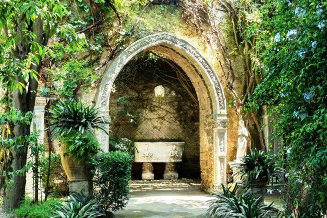 Garden villa Sorrento