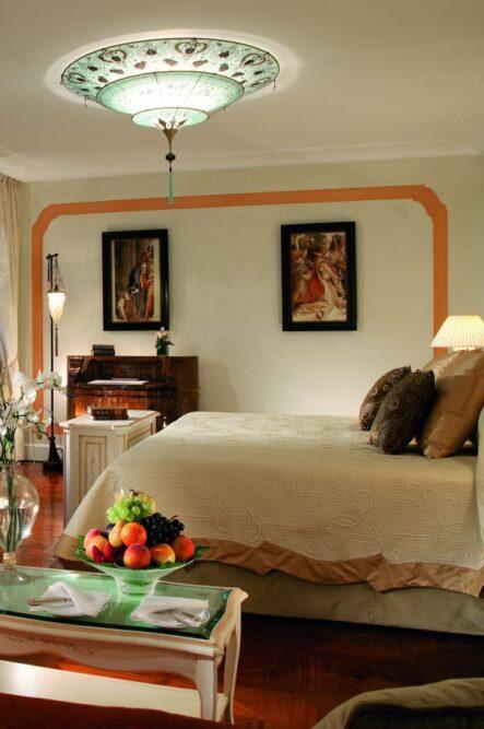Exclusive suite in a wedding hotel in Venice