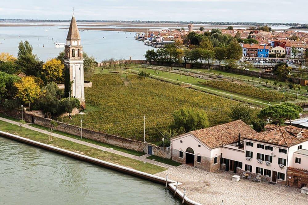 Wine resort for weddings in Venice