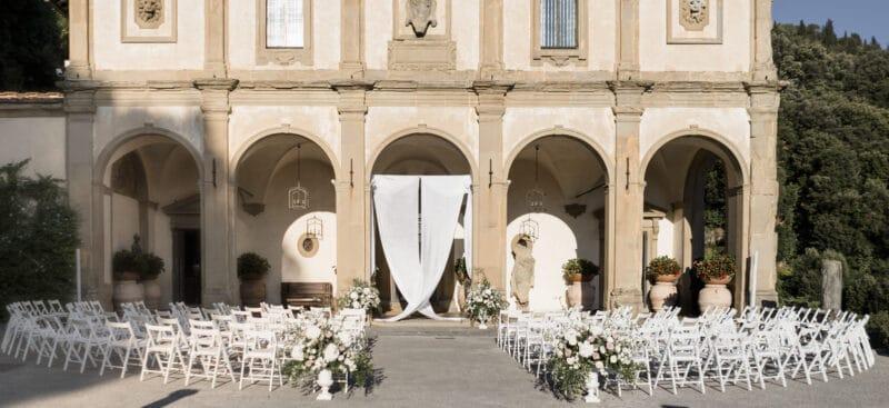 Romantic Wedding Florence