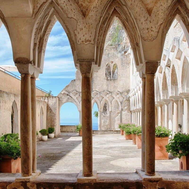 Amalfi coast convent