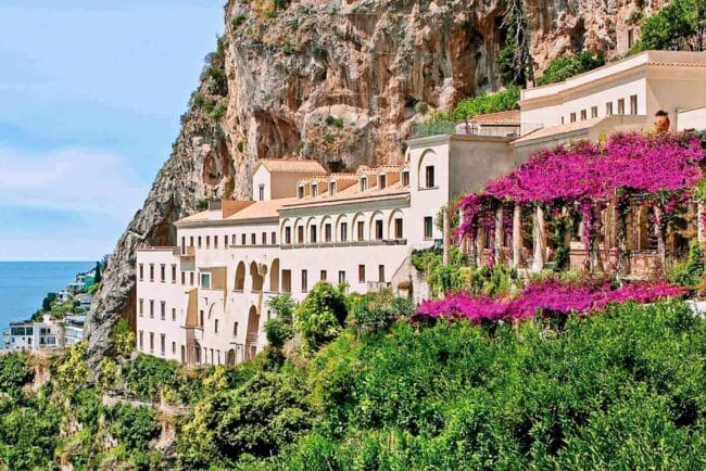 Luxury resort for wedding Amalfi Coast