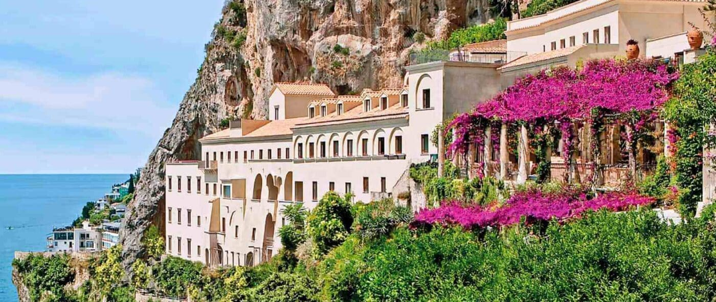 Amalfi Coast wedding luxury venue