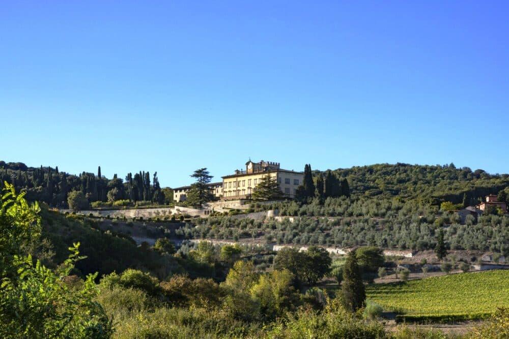Wedding villa in Chianti