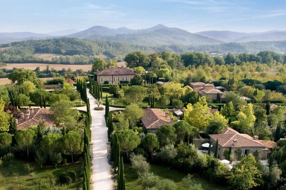 Luxury wedding hotel Tuscany